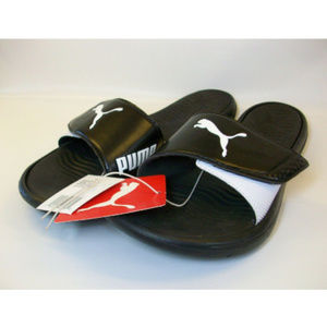 Puma Women's Surfcat Slide Slip On Sandals Size 8